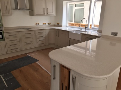 Gallery the marble warehouse - Silestone blanco city ...