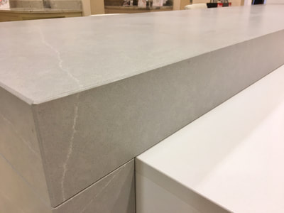Eternal Serena Suede Silestone Wales The Marble Warehouse