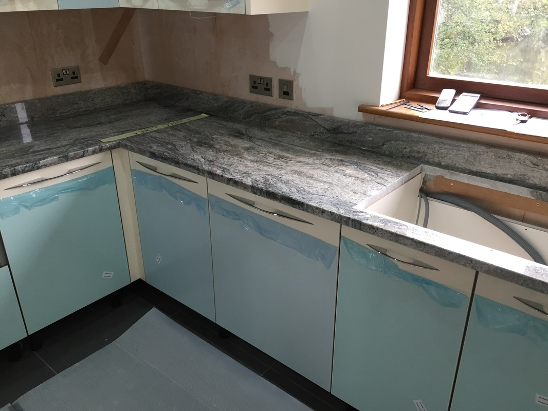 Piracema White Granite Kitchen Bianco Piracema Granite Worktops By The Marble Warehouse The