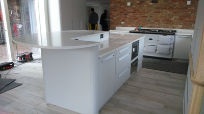 Blanco Maple Silestone Quartz Worktops The Marble Warehouse