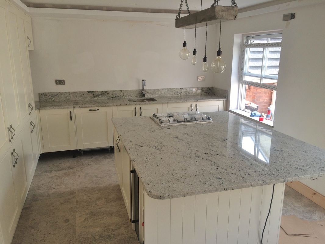 Colonial White Natural Granite The Marble Warehouse