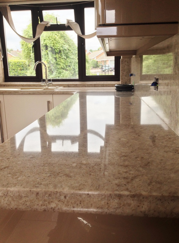 Colonial Chiffon Granite Granite Countertop Slabs Nj